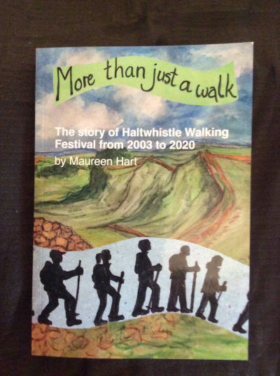 More than just a walk book cover