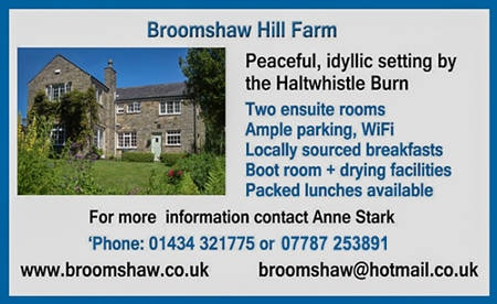 Broomshaw Hill Farm